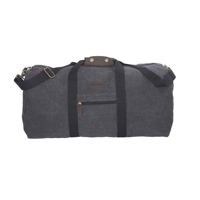 Duffel taske -Stevns Klint Sort 1