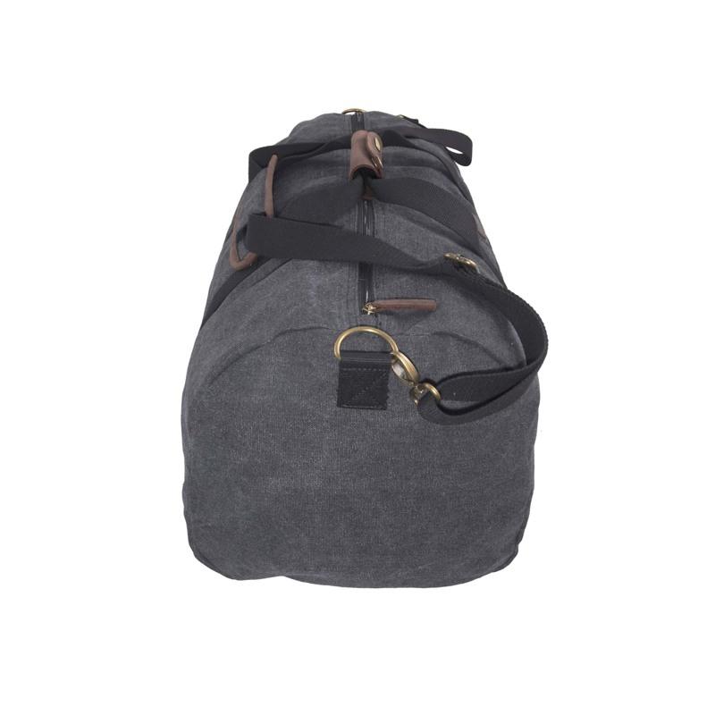 Duffel taske -Stevns Klint Sort 5