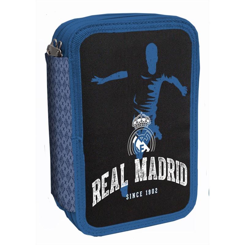 Real Madrid Penalhus-stort Sort/Navy 1