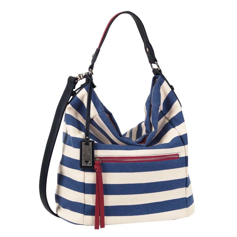 Håndtaske - Hobo-Niki Blå 1