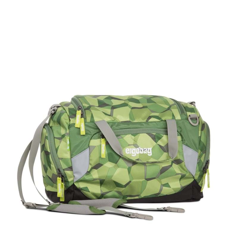 Ergobag Sportstaske Army Grøn 1