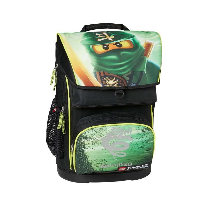 LEGO Skoletaske Ninjago Lloyd M. Grøn 1