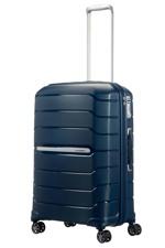 Samsonite Kuffert Flux 55 Cm Blå