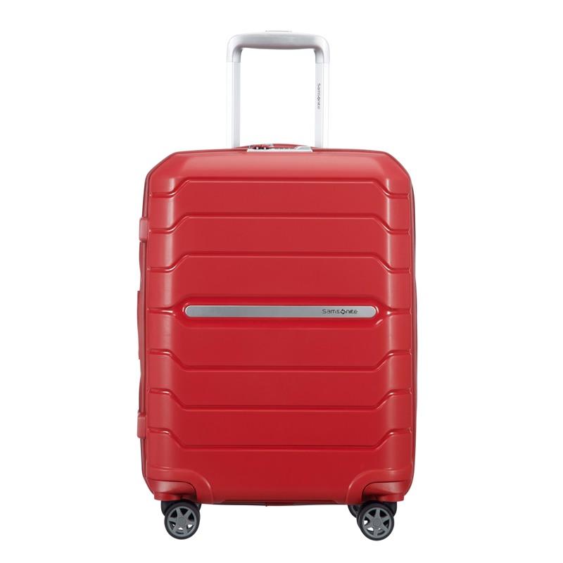 Samsonite Kuffert Flux Rød/rød 1