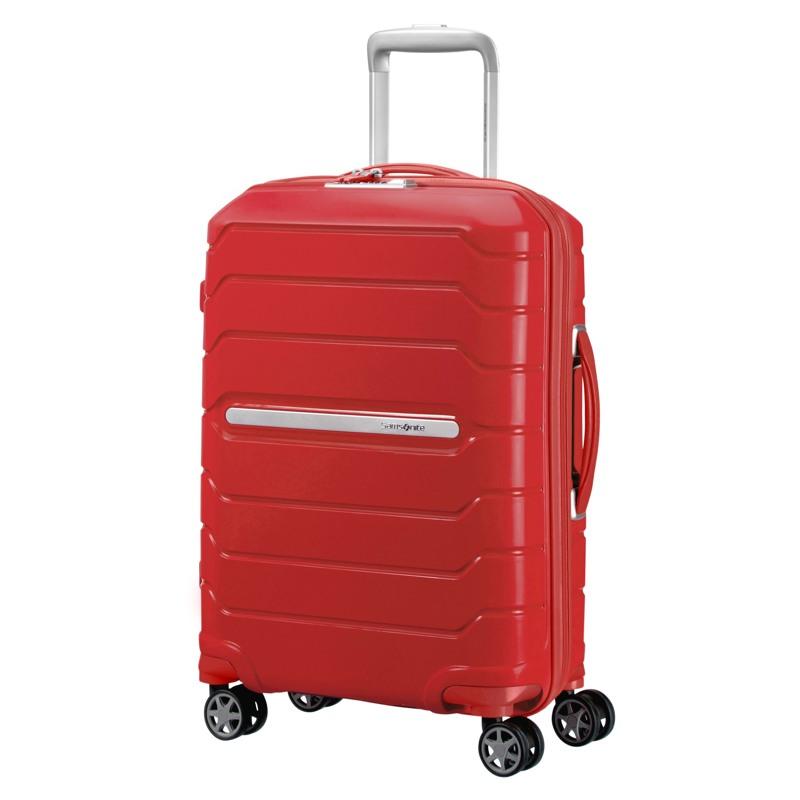 Samsonite Kuffert Flux Rød/rød 2