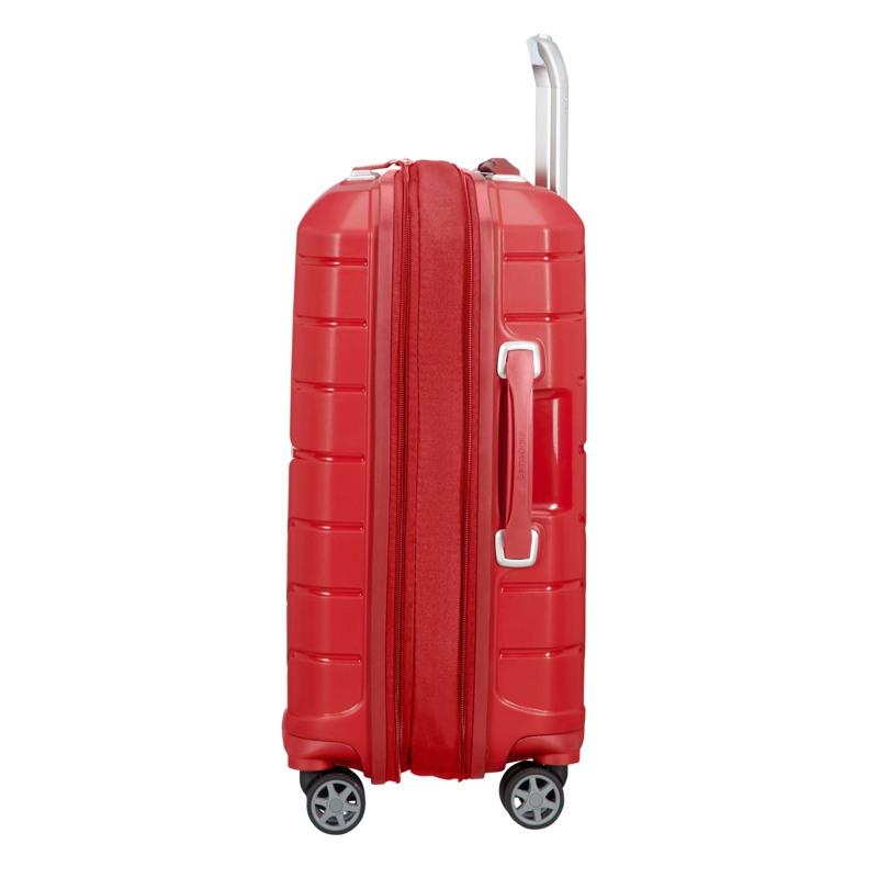Samsonite Kuffert Flux Rød/rød 4
