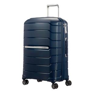 Samsonite Kuffert Flux 68 Cm Blå