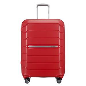 Samsonite Kuffert Flux 68 Cm Rød