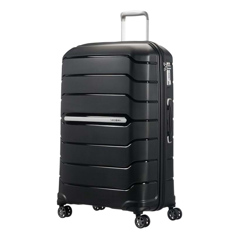 Samsonite Kuffert Flux Sort 1