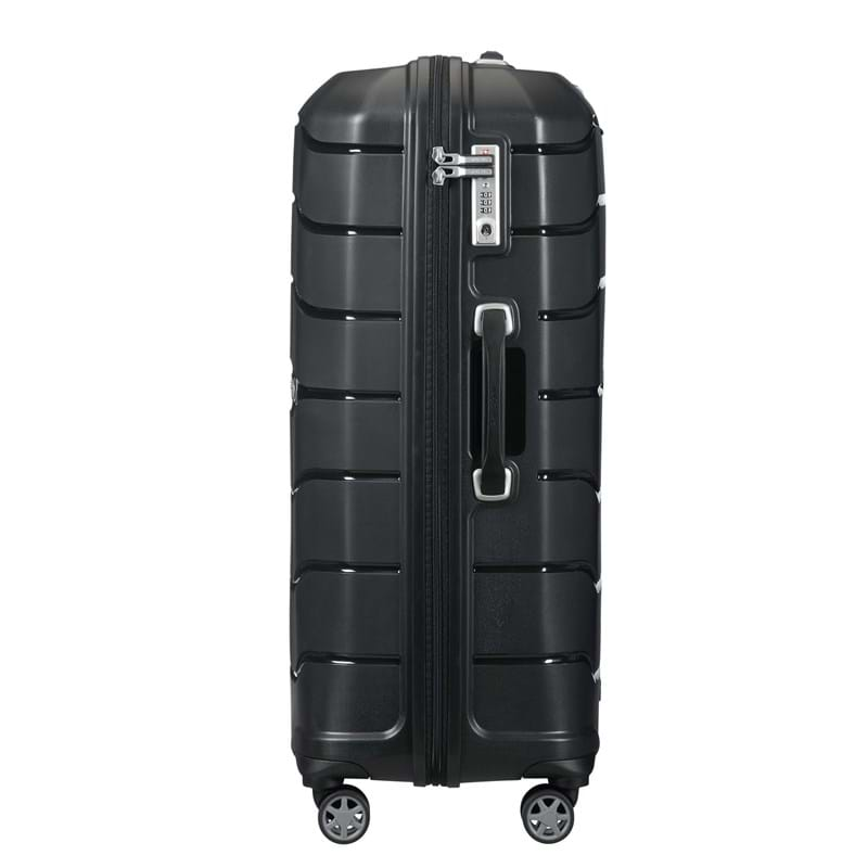 Samsonite Kuffert Flux Sort 2