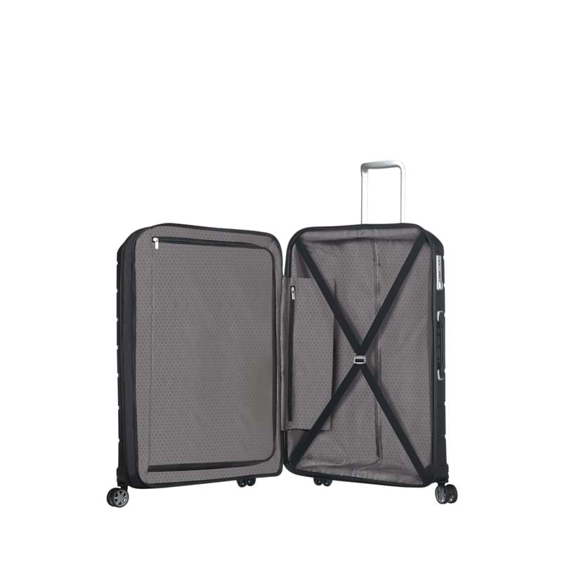 Samsonite Kuffert Flux Sort 10