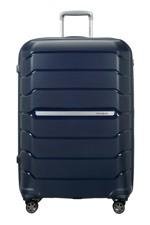 Samsonite Kuffert Flux 75 Cm Blå