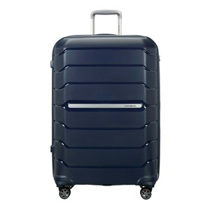 Samsonite Kuffert Flux 75 Cm Blå