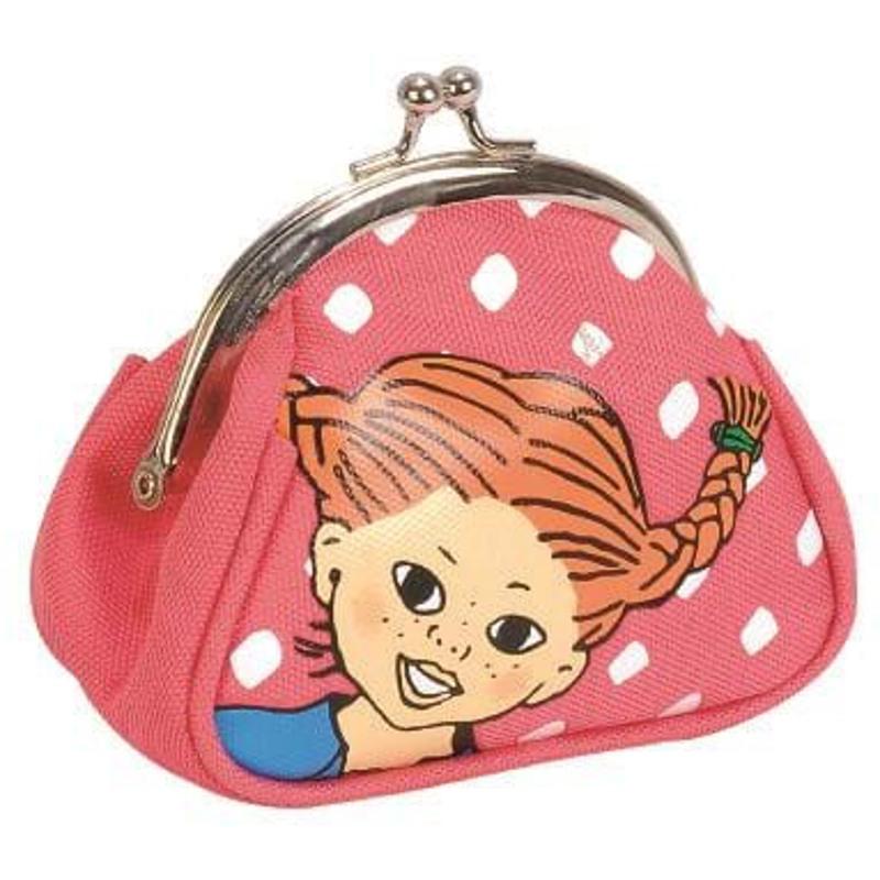 Bøjlepung - Pippi Pink 2