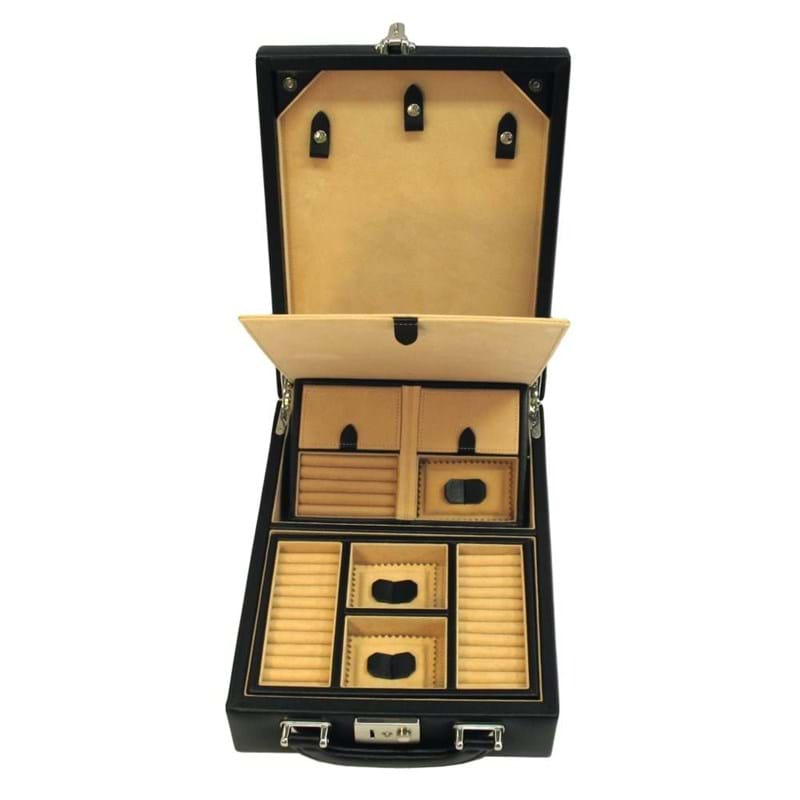 Windrose Safe box Smykkeskrin Ambiance Sort 2