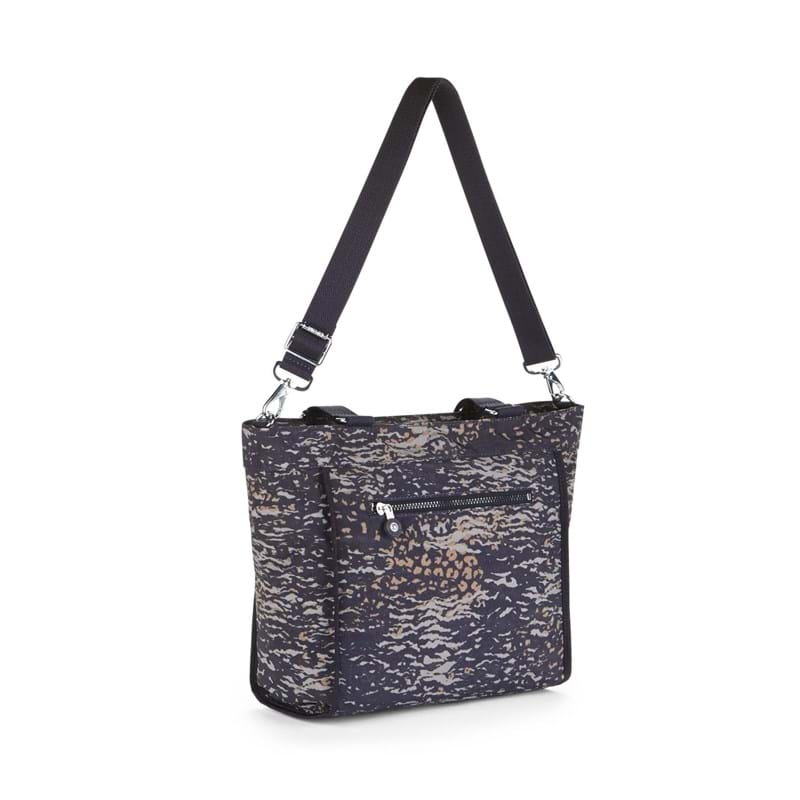 Kipling shopper- New shopper S Camouflage 3