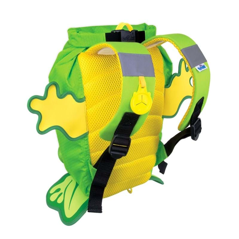Trunki Rygsæk-PaddlePak Frog Grøn 2