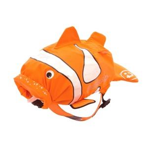 Trunki Rygsæk-PaddlePak Clown Fish Orange