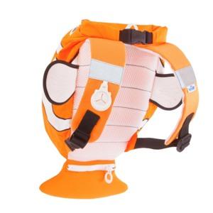 Trunki Rygsæk-PaddlePak Clown Fish Orange alt image