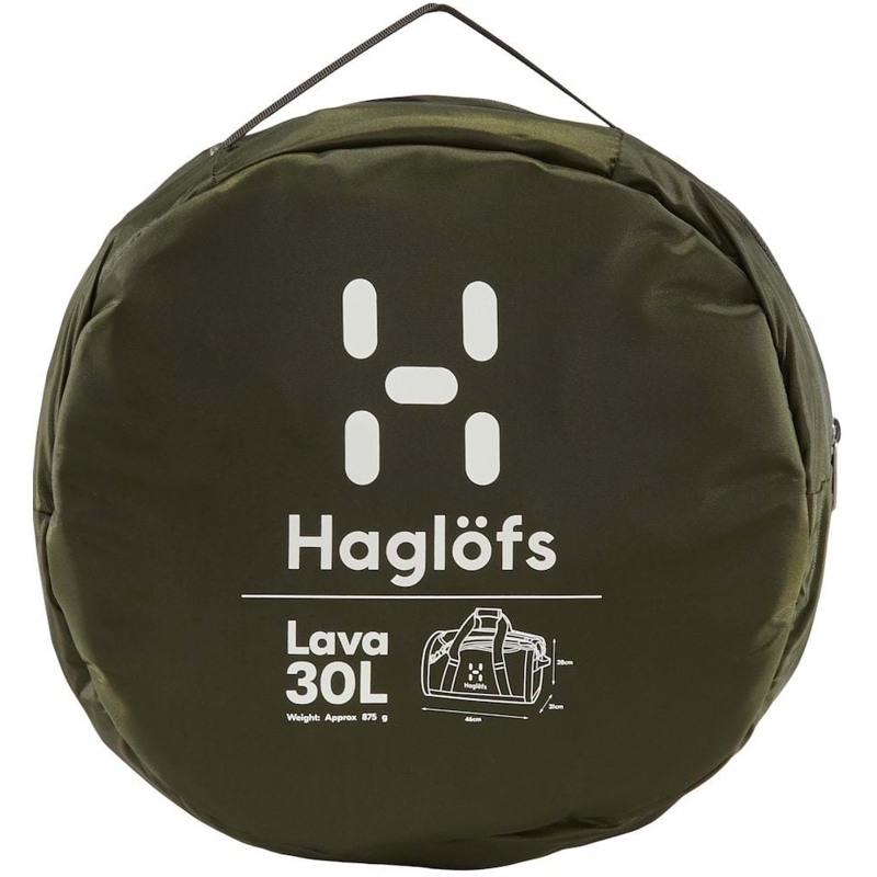 Haglöfs Duffel Bag Lava 30 Army Grøn 5