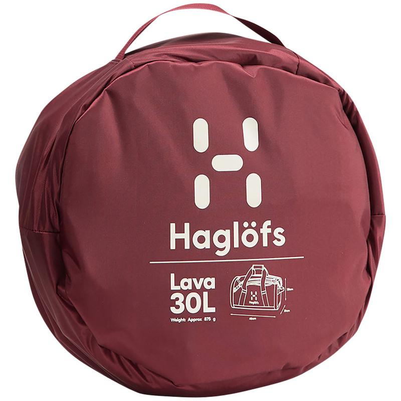 Haglöfs Duffel Bag Lava 30 Wine 5