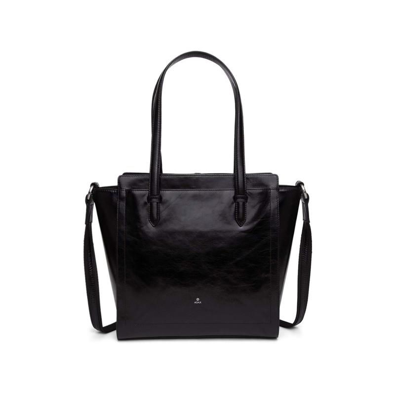 Adax Håndtaske Penelope Sort 1