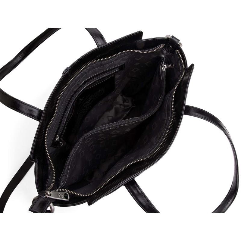 Adax Håndtaske Penelope Sort 3