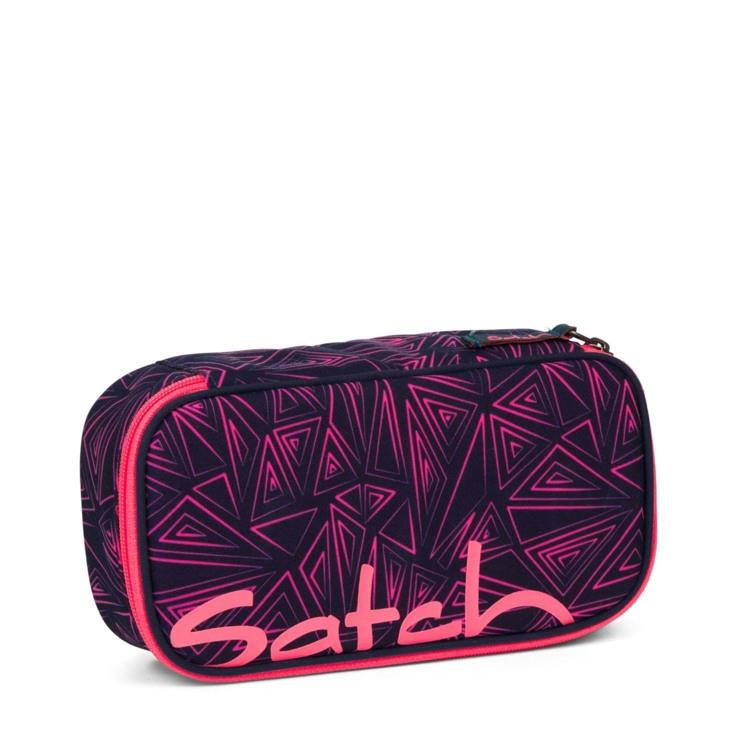 Satch Penalhus Sort/pink 1