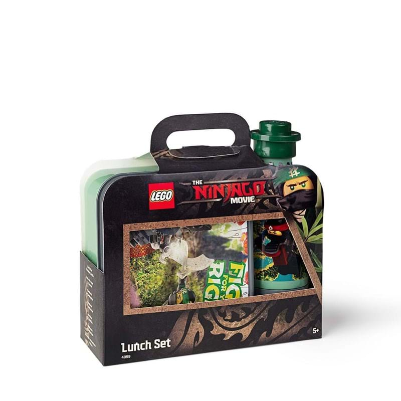 LEGO Madkassesæt Ninjago Grøn 1