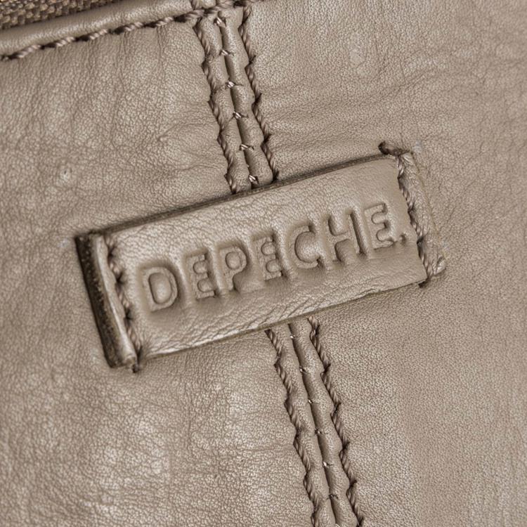 Depeche Clutch Creme 5