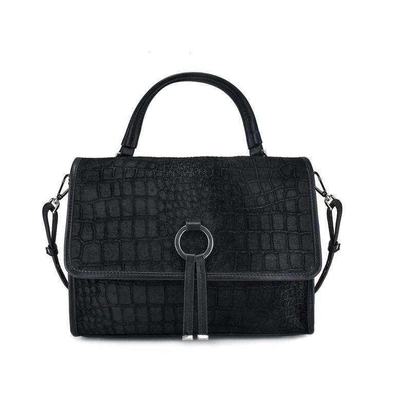 Zalt - Håndtaske Agata Sort 1
