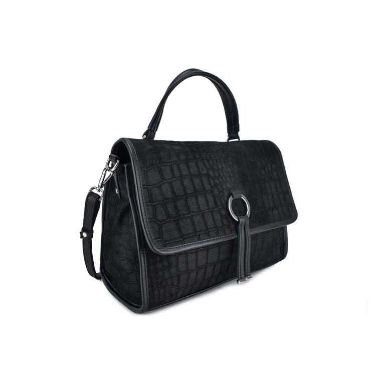 Zalt - Håndtaske Agata Sort 2