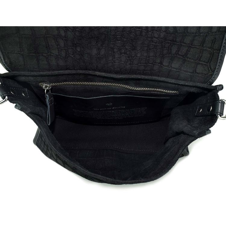 Zalt - Håndtaske Agata Sort 3