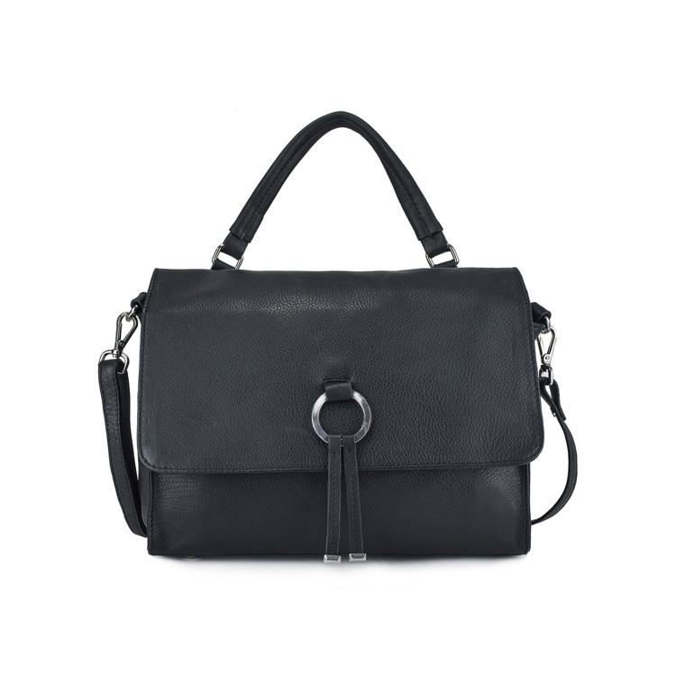 Ruby - Håndtaske Agata Sort 1