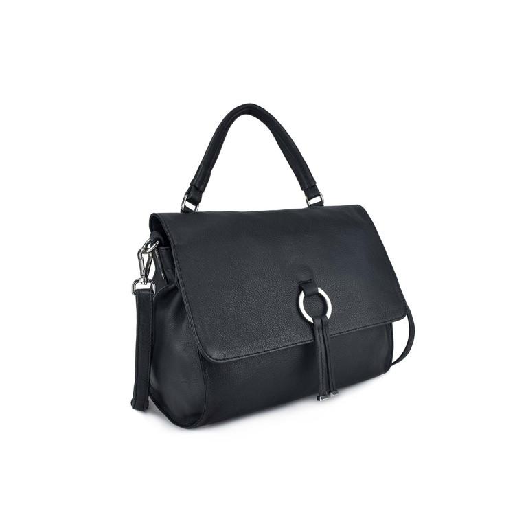 Ruby - Håndtaske Agata Sort 2