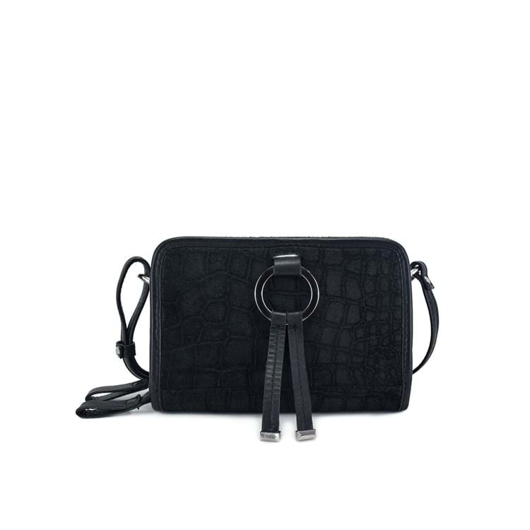 Zalt - Crossbody Paris Sort 1