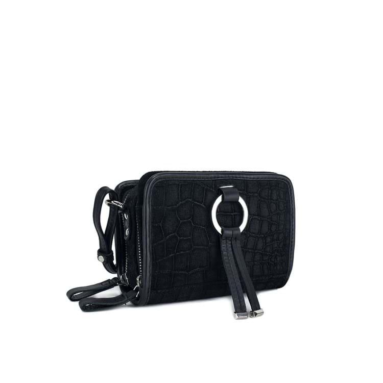 Zalt - Crossbody Paris Sort 2