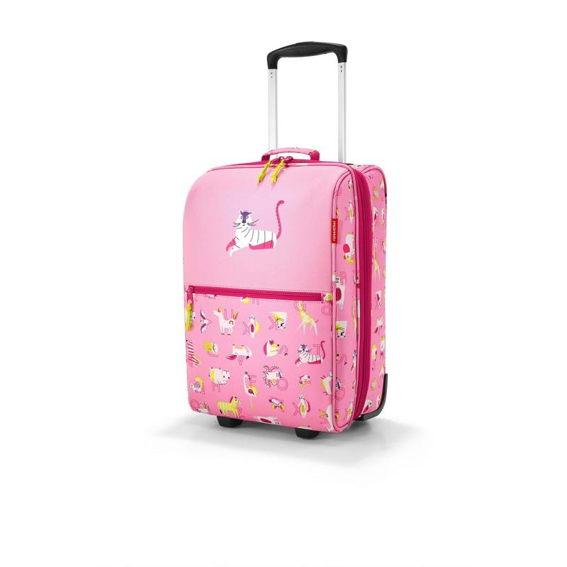 Reisenthel Børnekuffert Kids XS Pink mønstret 1