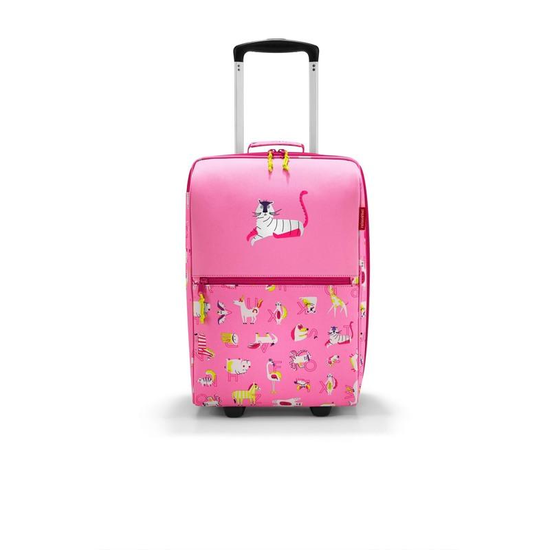 Reisenthel Børnekuffert Kids XS Pink mønstret 2