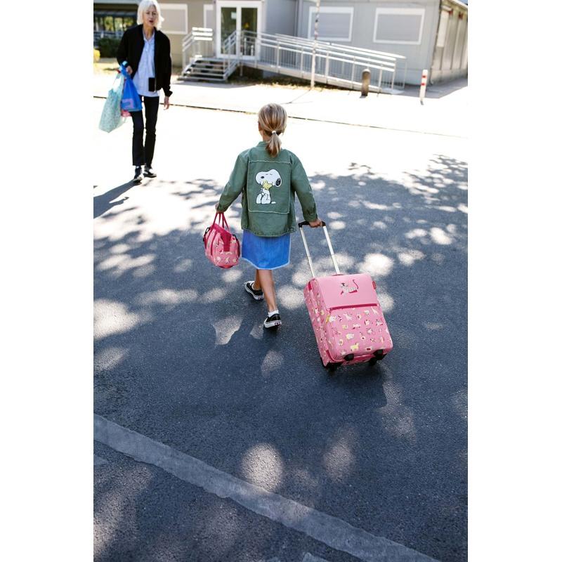 Reisenthel Børnekuffert Kids XS Pink mønstret 5