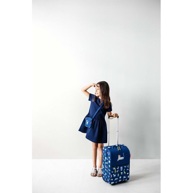 Reisenthel Børnekuffert Kids XS Blå/mønster 3