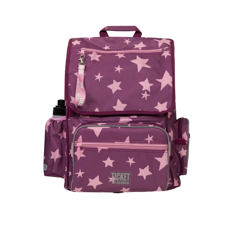 Skoletaske-Backpack jun. Girl M.Lilla 1