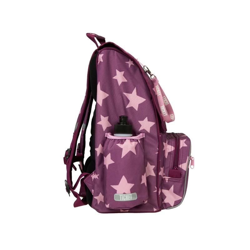 Skoletaske-Backpack jun. Girl M.Lilla 2