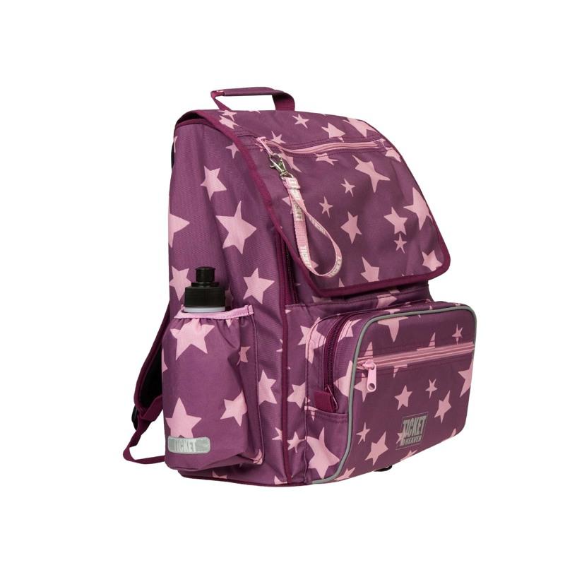 Skoletaske-Backpack jun. Girl M.Lilla 4