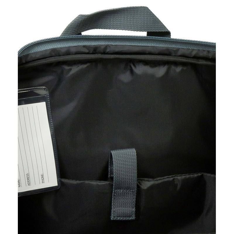 Skoletaske-Backpack jun. Boy Sort mønster 6