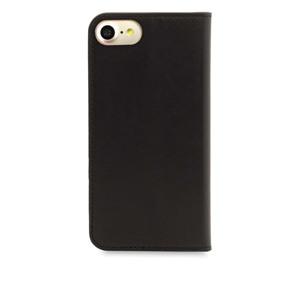 Knomo Mobilcover Leather iPhone 6/6S/7/8/SE Sort alt image