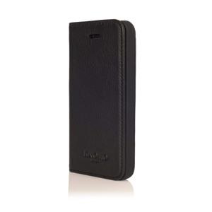Knomo Mobilcover Premium Folio iPhone SE Sort