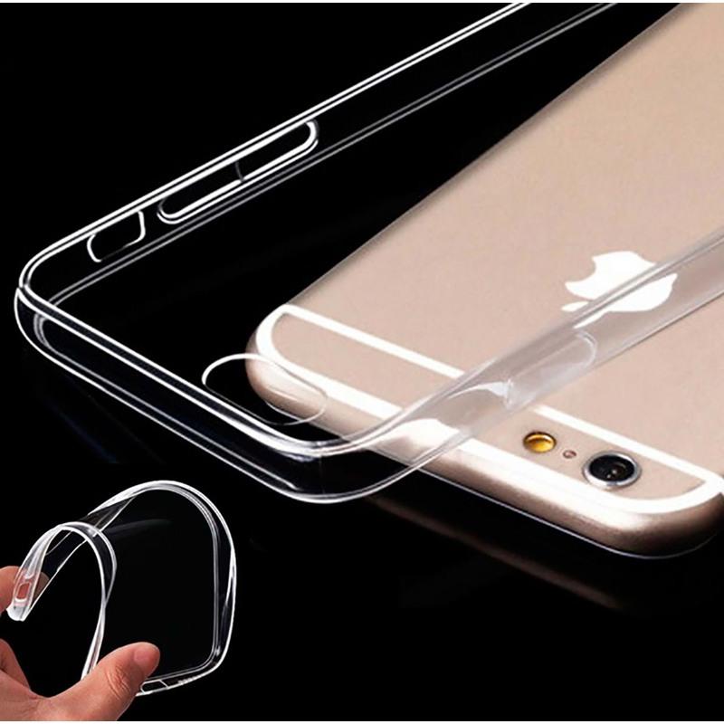 Estuff Mobilcover Clear TPU Transparent 2