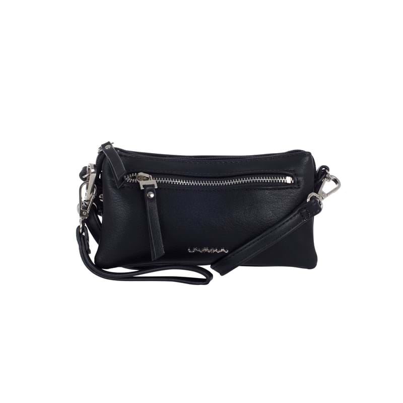 Ulrika Clutch m. rem Sort 1