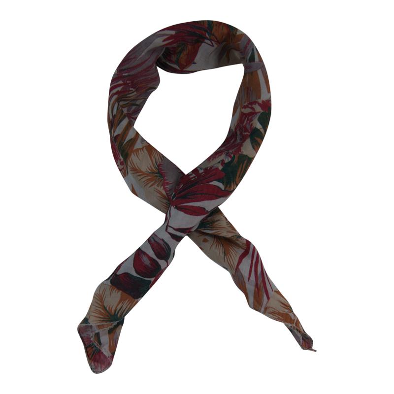 Tørklæde-Bandana-jungle Multi 1